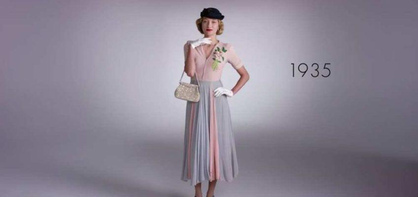 100 ans de mode !