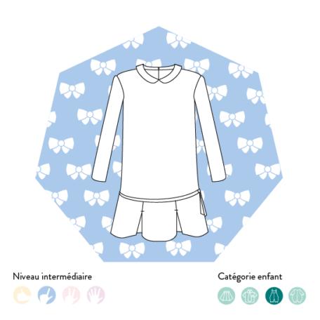 vignette robe cambridge-blanc