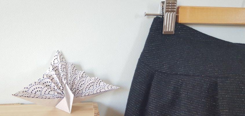 Notre jupe Delaunay, moderne et intemporelle