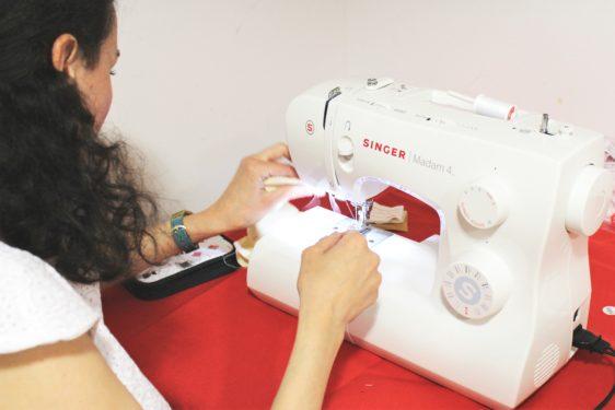 Retour sur notre atelier couture