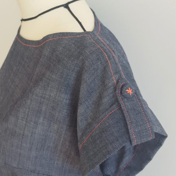 top judd chambray version fiona