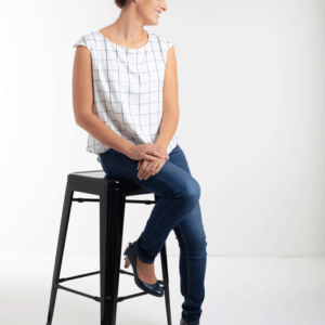 le patron de couture du top matisse notre modèle phare très facile à coudre accessible à tous niveau avec tuto video