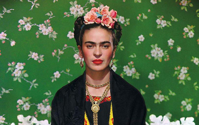 Robe Kahlo patron femme Les Patronnes