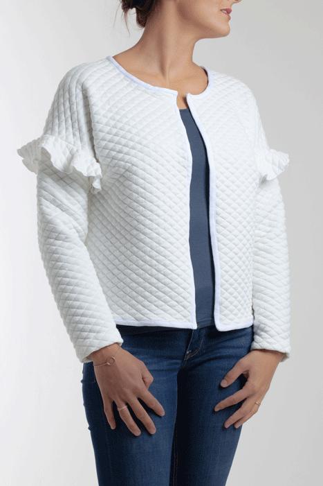 Comment coudre une veste classique pour femme