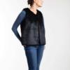 Veste de berger femme- Goya gilet sans manche facile à coudre