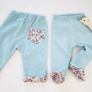 Pantalon Raphael- Patron pour bébé