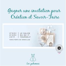 Concours «Gagnez votre invitation à CSF»