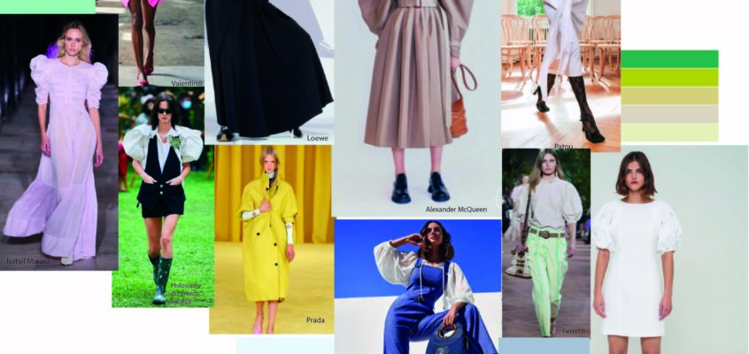 tendance printemps ete 2021 couture