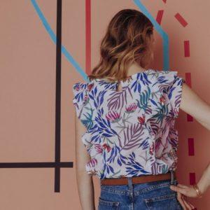patron de couture collaboration mondial tissus les patronnes top ava