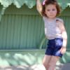 patron facile de short enfant pont titouan